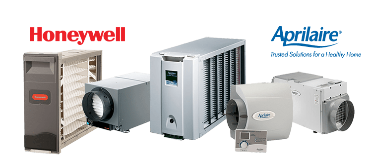 whole home indoor air quality