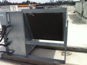 commercial hvac coil repair
