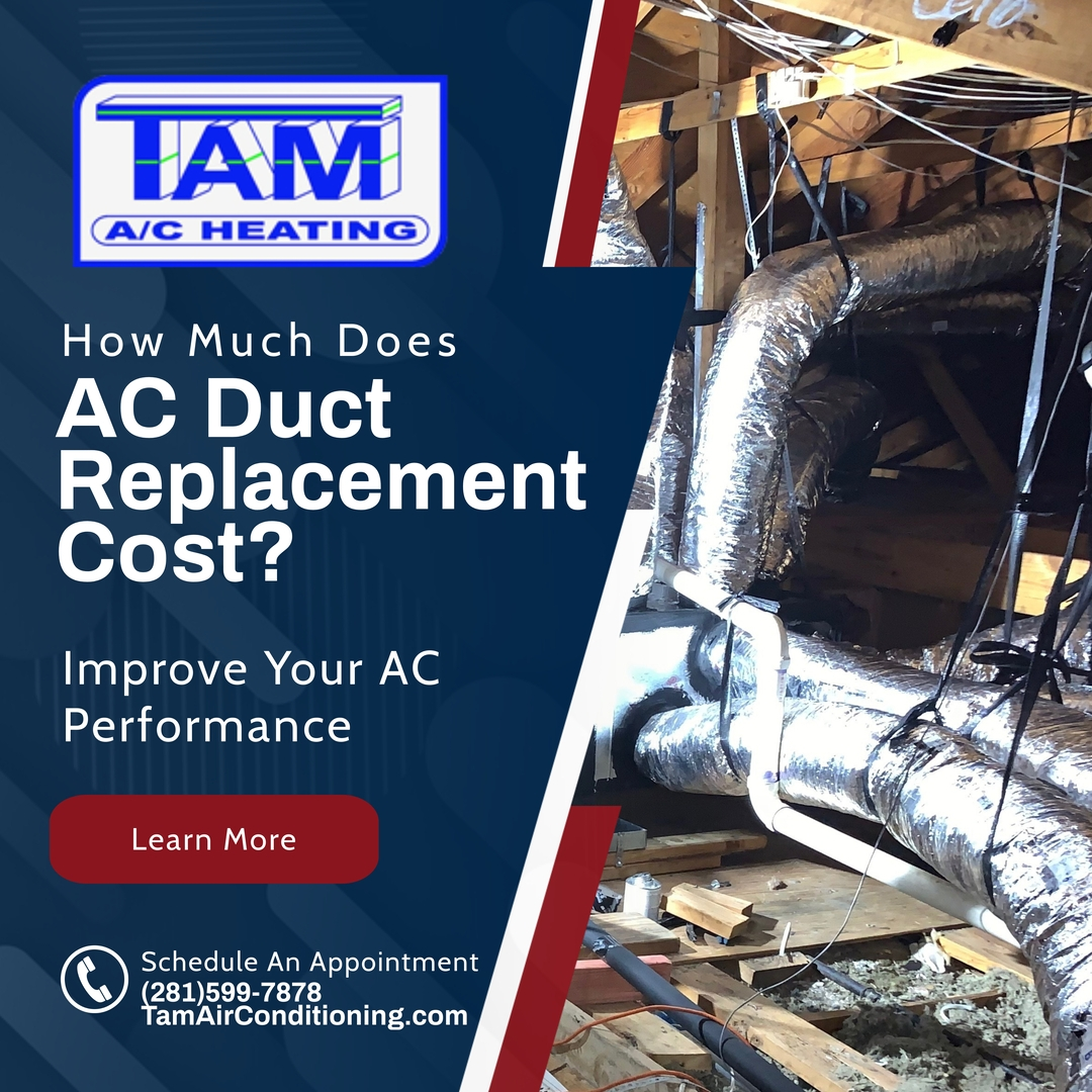 ac duct replacement