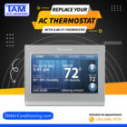 ac thermostat replacement