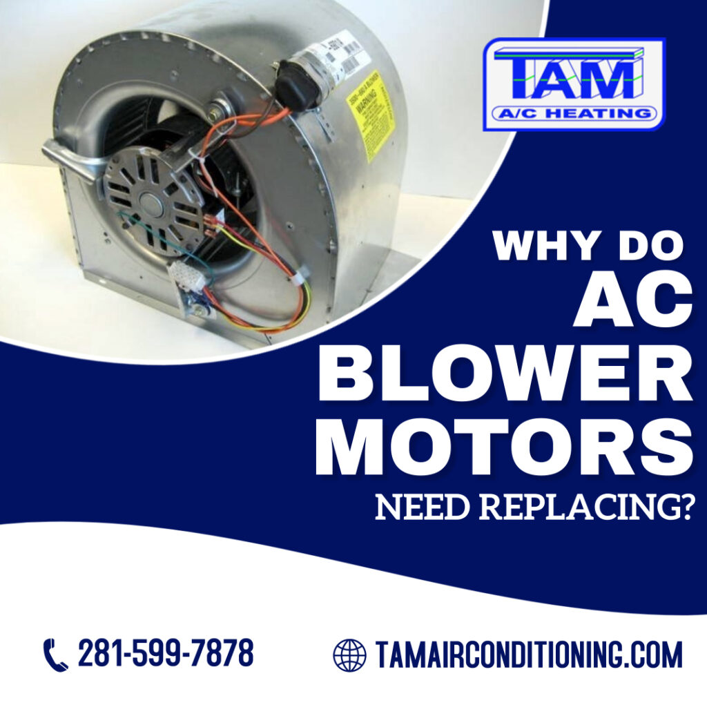 ac blower motor replacement